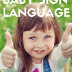 My Favourite Things: Baby Sign Language