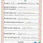 What do you want your kids to say about you?