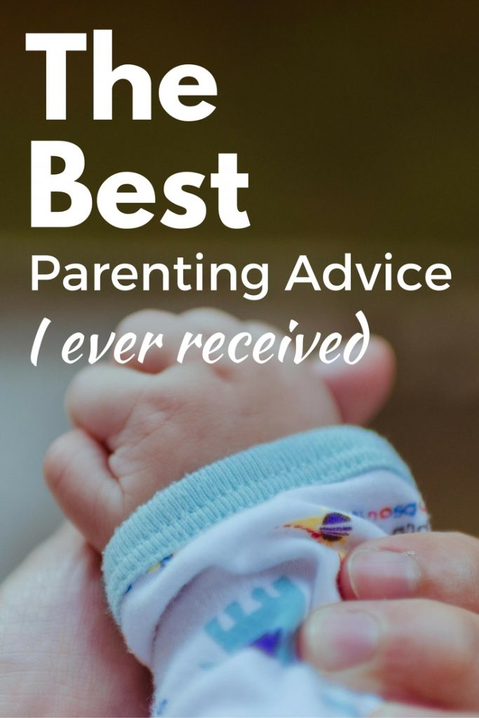 Best Parenting Advice