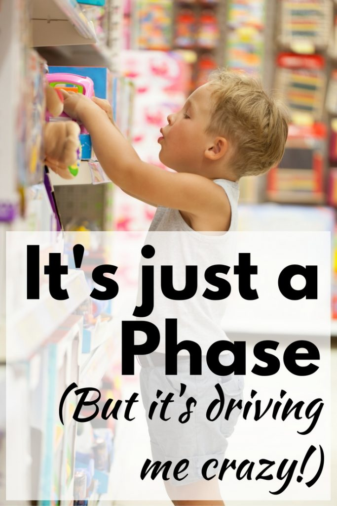 Just a phase