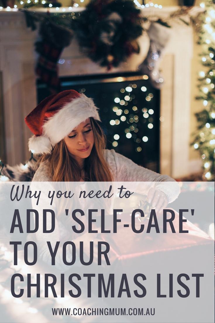 self-care-christmas
